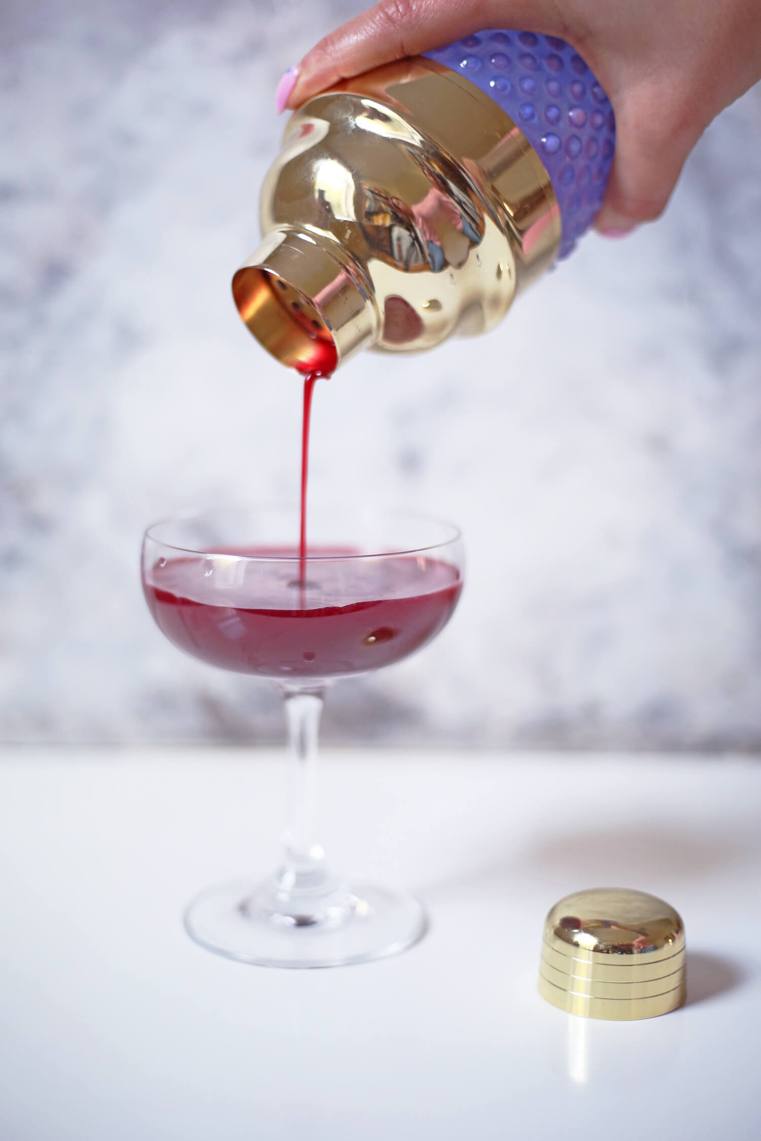 Healthy Cocktails: The Bitter Beet Detox Cocktail