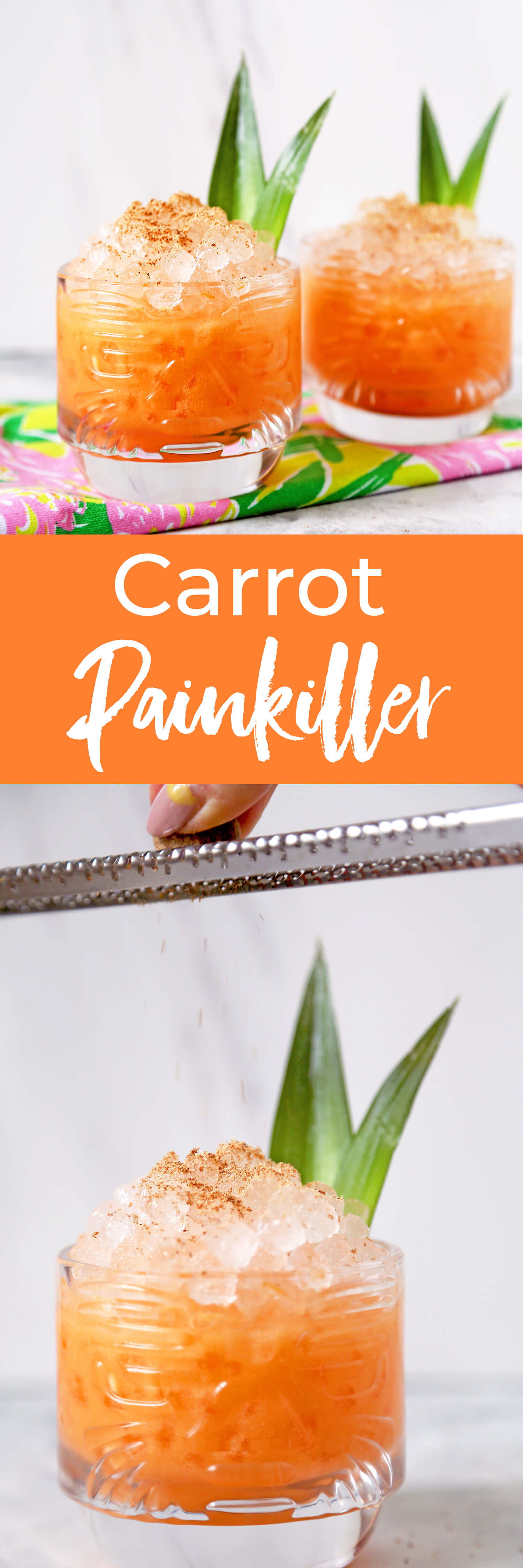 An Easter Treat - The Carrot Painkiller