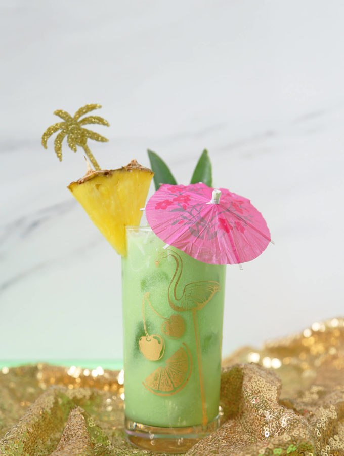 Celebrate St. Patrick's Day with the Irish Colada