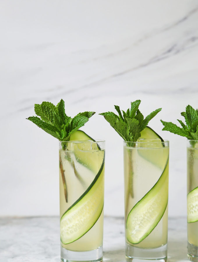 Aloe Cucumber Cooler
