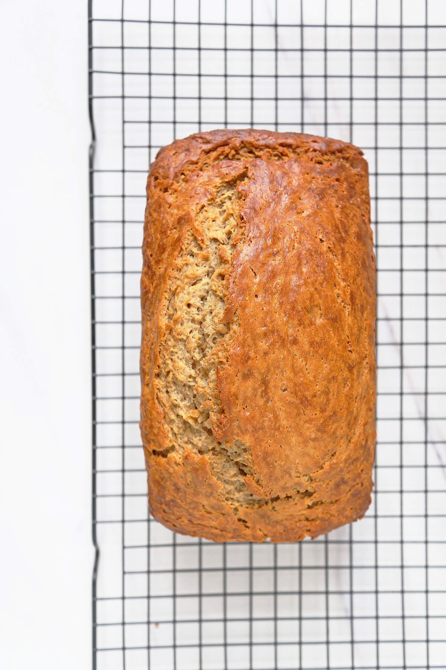 Bourbon Banana Bread