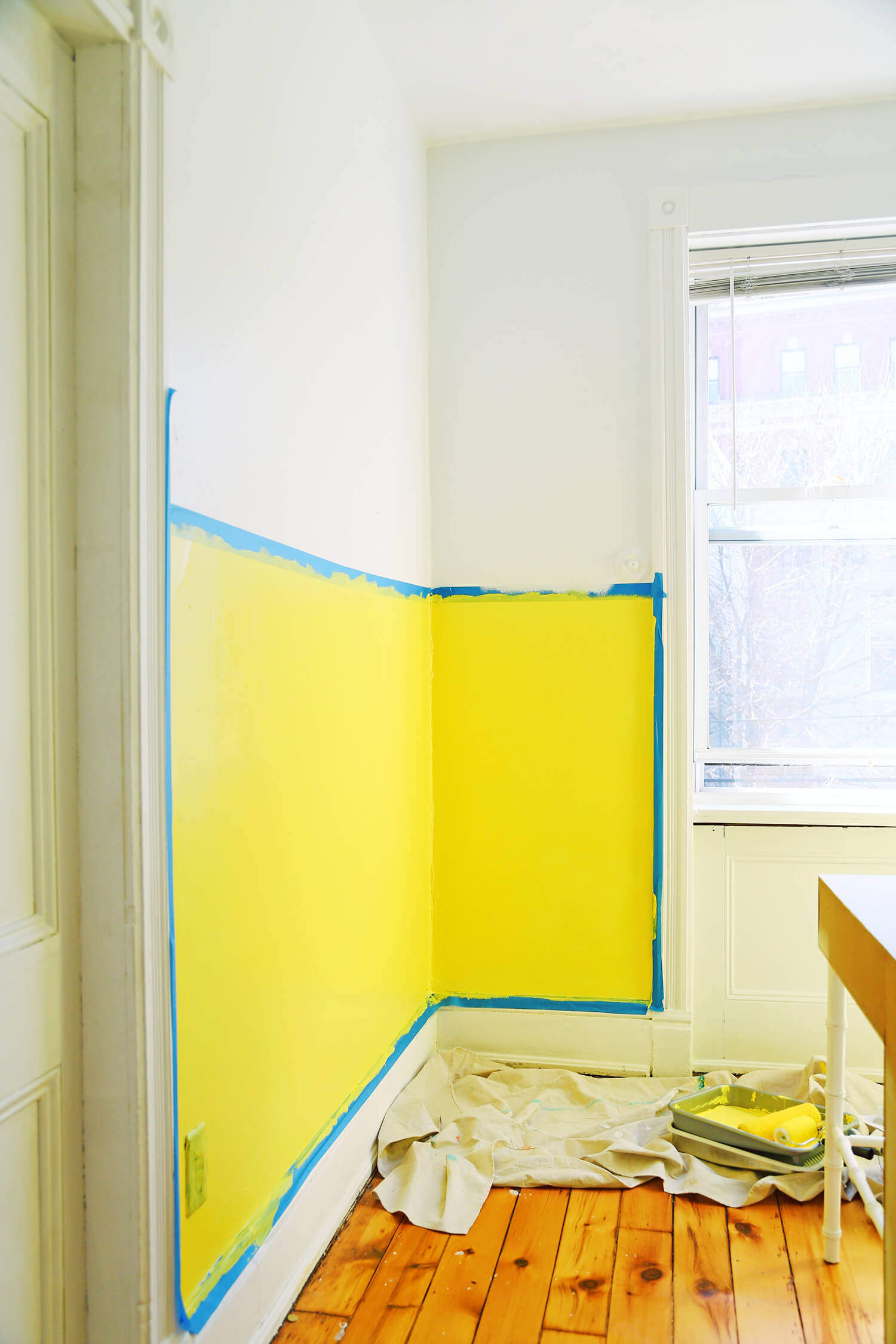 Office Overhaul | Transforming a Room with Paint