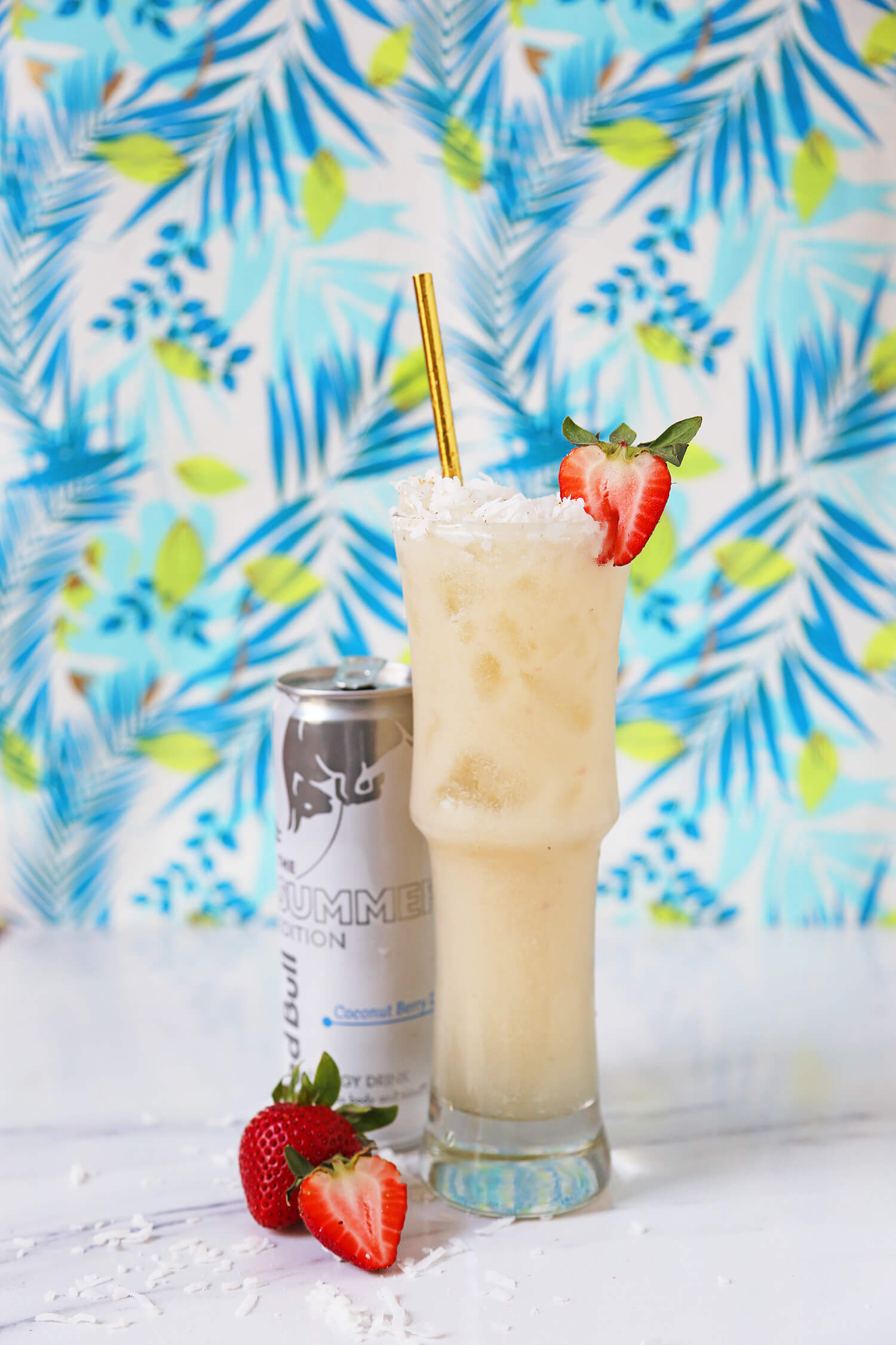 Summer Mocktails with Red Bull