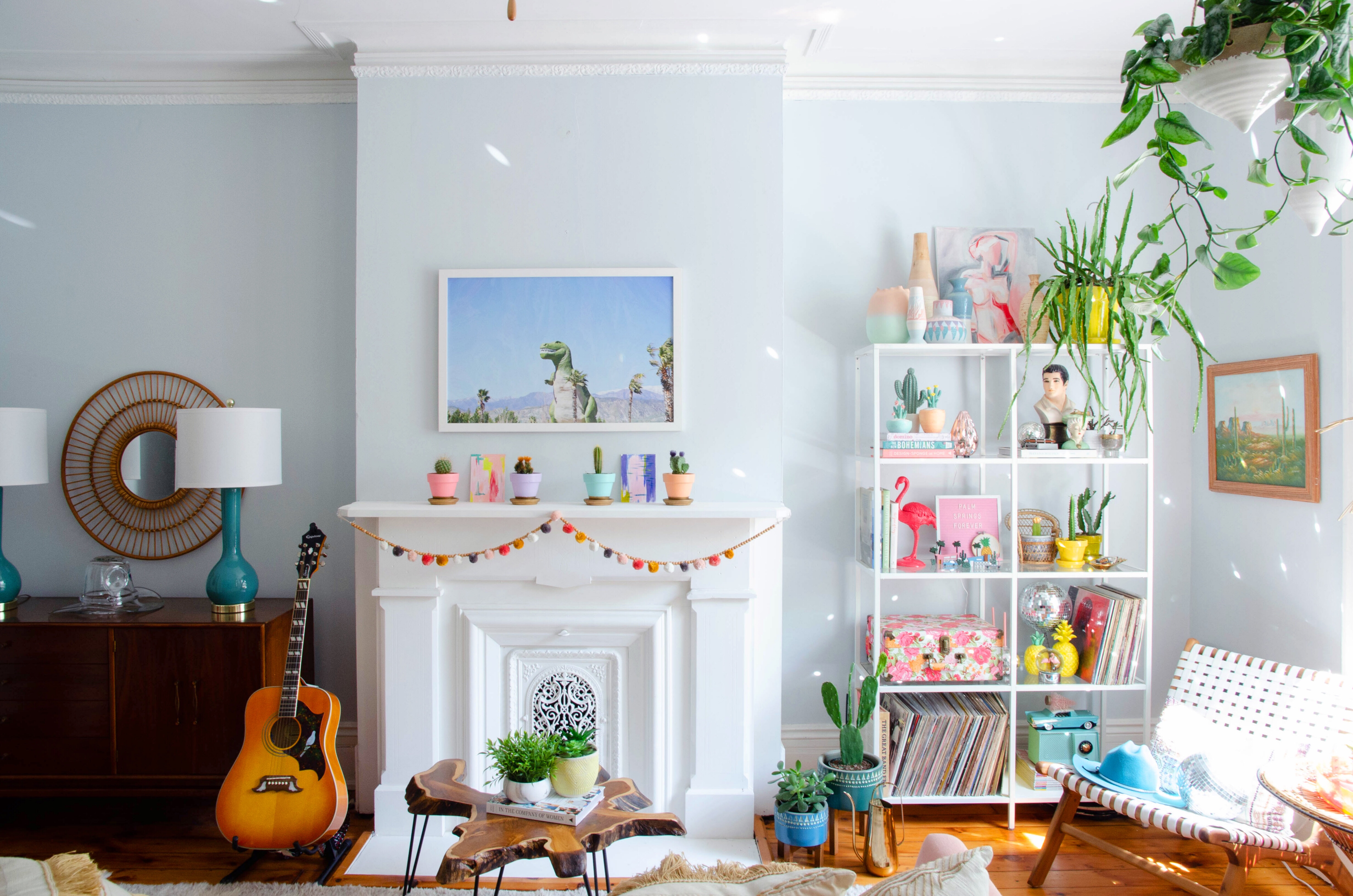 Home Tour on Apartment Therapy