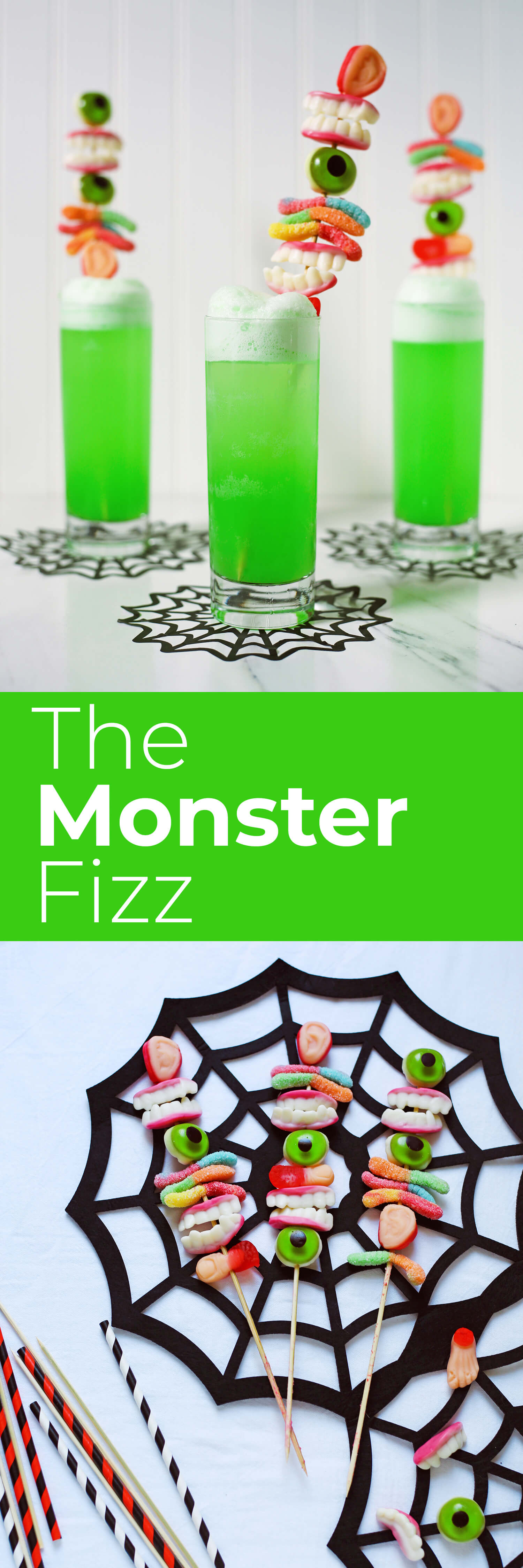 Trick or Treat: The Monster Fizz