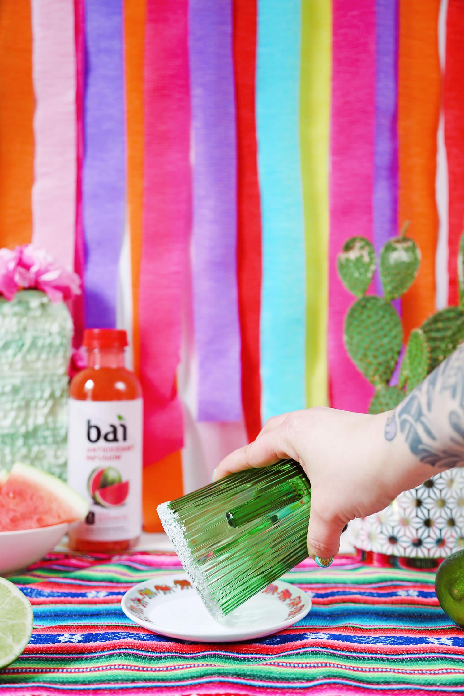 Watermelon Habanero Hibiscus Mezcalito