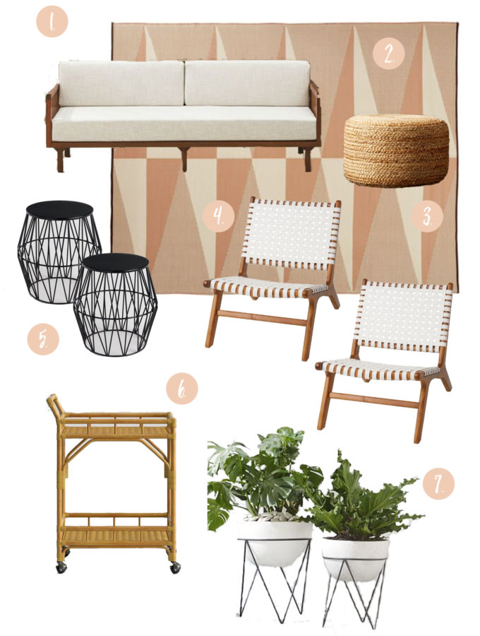 Creating My Outdoor Living Space