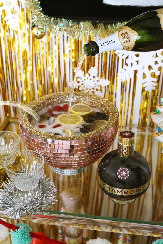 Holiday Gifting and Punch with Chambord